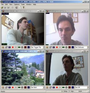 ContaCam 7.5.0 - náhled