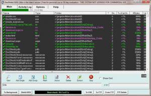 DocShield 3.0 - náhled