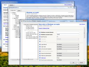 Bitvise WinSSHD 7.16 - náhled
