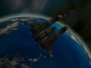Vega Strike 0.5.1 - náhled