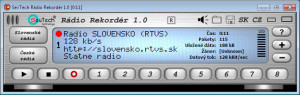 SevTech Rádio Rekordér - náhled