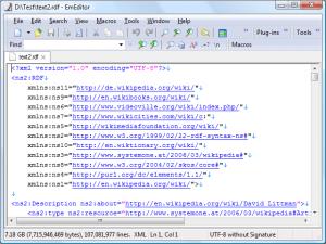 EmEditor 19.0.0 - náhled
