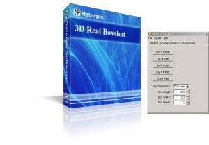 3D Real Boxshot 4.0 - náhled