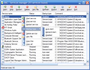 Bytessence RegistryCleaner 1.0 Beta - náhled