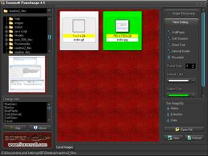 Sorensoft Power Image 4.5 - náhled