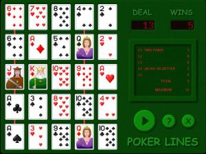 Poker Lines 1.0 - náhled