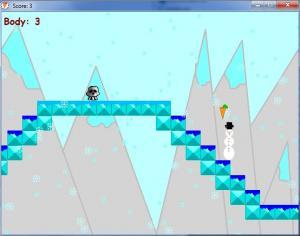 Sněhulák 1.1 - náhled