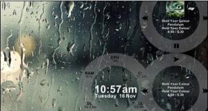 Rainmeter 4.0 - náhled