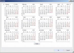Desktop-Reminder 2.128 - náhled