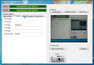 RK Webcam 2.0.0.6 - náhled