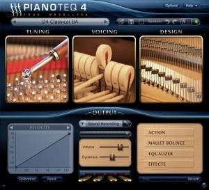 Pianoteq 6.6.0 - náhled