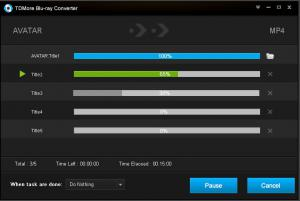 TDMore Blu-ray Converter 1.0.0.2 - náhled
