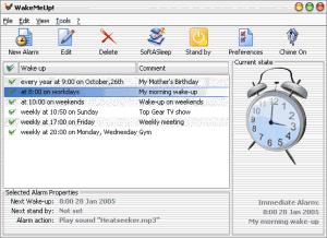 WakeMeUp! 1.8.5.34 - náhled