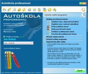 Autoškola professional 3.5.26.1 - náhled