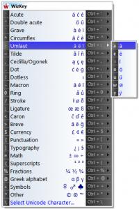 WizKey 1.5.0.6 - náhled