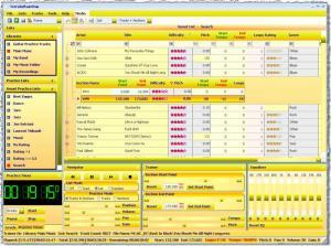 mTrax for Windows 2.9.8.1 - náhled