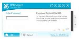 USB Secure 2.1.7 - náhled