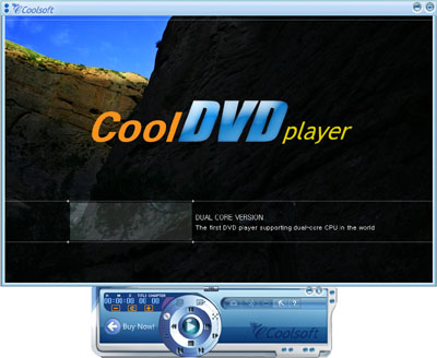 Cool DVD Player Dual-Core 7.0.2.0 - Plná licence - 1 licence