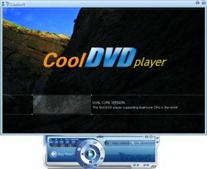 Cool DVD Player Dual-Core 7.0.2.0 - náhled