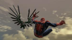 Spider-Man: Web of Shadows - náhled