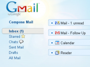 Integrated Gmail 2.0.1 - náhled