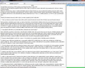 Havliczech.eu Zákony 0.4.9.0 - náhled