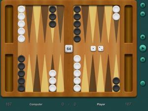 Backgammon Classic 7.2 - náhled