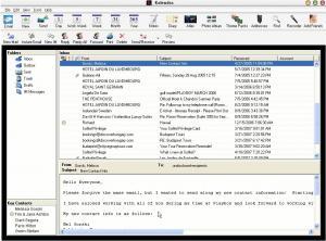 Kalendra 2.0.3 - náhled