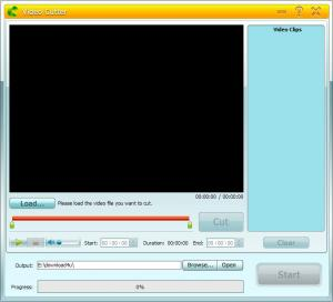 GiliSoft Video Cutter 2.2 - náhled