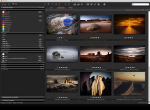 Phase One Media Pro 1.4.1 - náhled