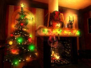 Christmas Magic 3D Screensaver 1.0 - náhled