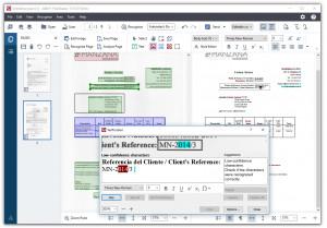 Konverze souboru PDF so Word - náhled