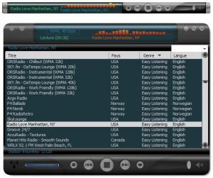 RadioSure 2.2 - náhled