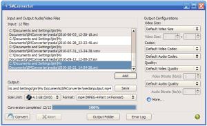 SMConverter 1.0.9 - náhled