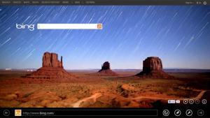 MS Internet Explorer 10 Final - náhled