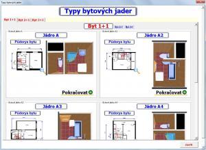 Rekonstrukce bytových jader 1.1 - náhled