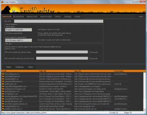 Email Predator 1.2 - náhled