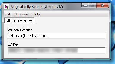 magical jelly bean keyfinder key