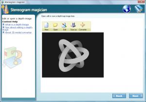 Stereogram magician 3.21 - náhled