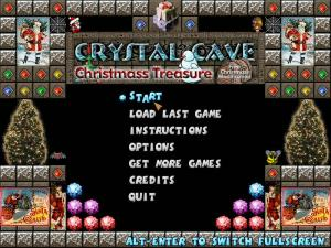 Crystal Cave Christmas Treasure - náhled