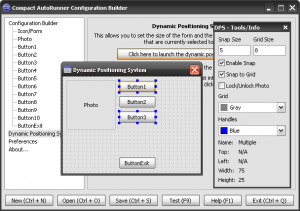 Compact AutoRunner 1.0.1 #100 - náhled