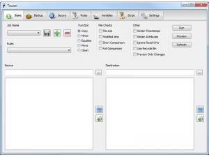 Toucan 3.0.3 - náhled