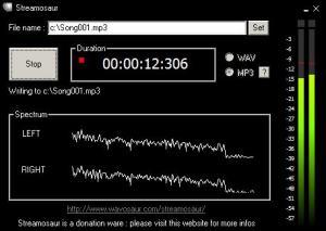 Streamosaur 1.0.0.1 - náhled