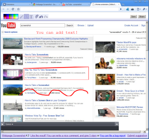 Webpage Screenshot 5.0 - náhled