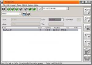 FeyExtractor 1.3.0.0 - náhled