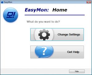 EasyMon 1.6.7 - náhled