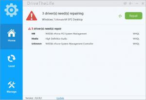 DriveTheLife 6.5.53.158 - náhled