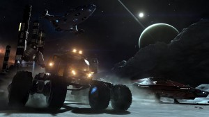 Elite Dangerous Horizons - náhled