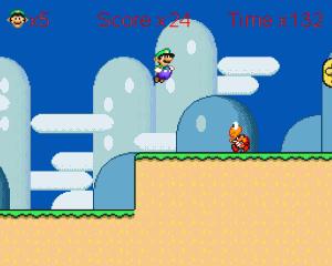 Luigi's Island - náhled