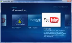 Macrotube 0.8 Beta - náhled